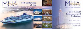 MHA fall conference at sea