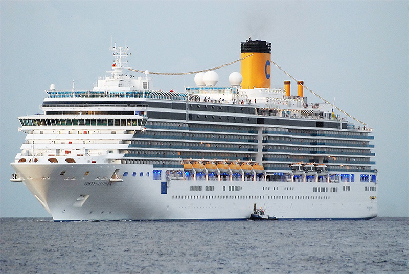 costa_deliziosa cruises